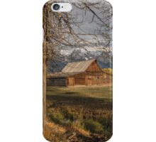 SPENCER'S MOUNTAIN iPhone Case/Skin