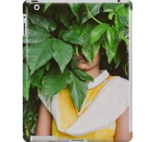 hiding place iPad Case/Skin