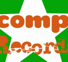 Nincompoop Records Sticker
