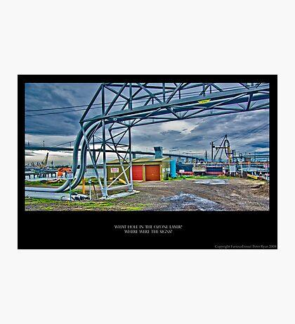 Ozone Layer Photographic Print