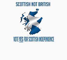 Yes to Scottish Independence Unisex T-Shirt