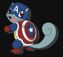 CaptainSquirtle One Piece - Short Sleeve