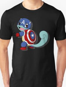 CaptainSquirtle Unisex T-Shirt