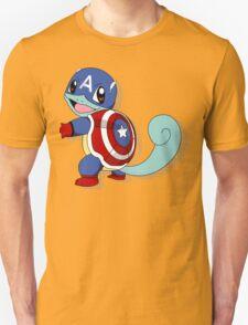 CaptainSquirtle Unisex T-Shirt