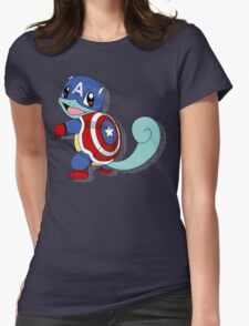 CaptainSquirtle Womens Fitted T-Shirt