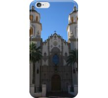 Tucson Church Front iPhone Case/Skin