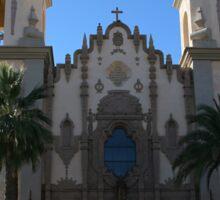 Tucson Church Front Sticker