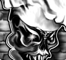 Chef Skull 5: Culinary Genius Sticker