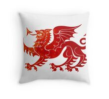 griffon Throw Pillow
