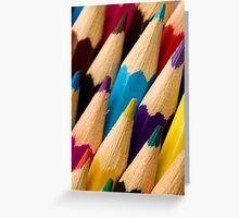 Pencils 2 Greeting Card