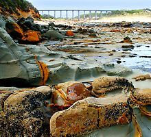 The Rocks of Kilcunda  by Cathy Middleton