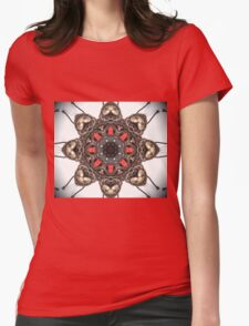 New Love Womens Fitted T-Shirt