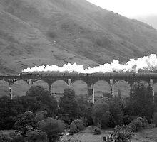Hogwarts Express by Ken McKillop