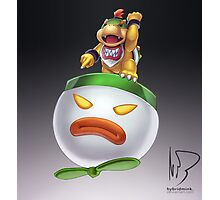 Bowser Jr Photographic Print