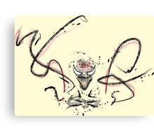 Symbiot Canvas Print