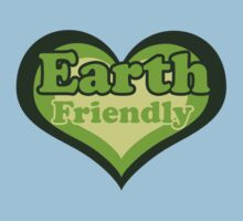 Earth Friendly Kids Tee