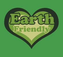 Earth Friendly Kids Tee