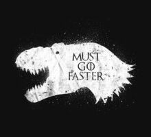 Must Go Faster by Punksthetic