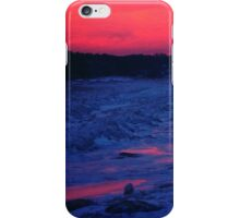 Frozen Reflections iPhone Case/Skin