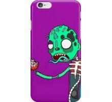Carnihell #6 green saw man iPhone Case/Skin