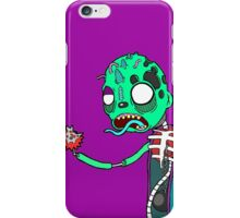 Carnihell #6 green saw man iPhone Case/Skin