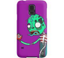 Carnihell #6 green saw man Samsung Galaxy Case/Skin