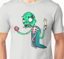 Carnihell #6 green saw man Unisex T-Shirt