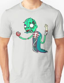Carnihell #6 green saw man T-Shirt