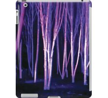 Anglesey Abbey, Winter Lights 2014 #2 iPad Case/Skin