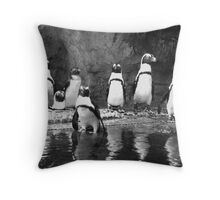 Keen Observation Throw Pillow