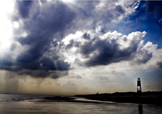 Spurn Point by Paul Thompson Photography