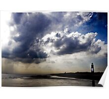 Spurn Point Poster