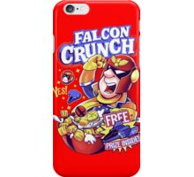 Falcon Crunch iPhone Case/Skin