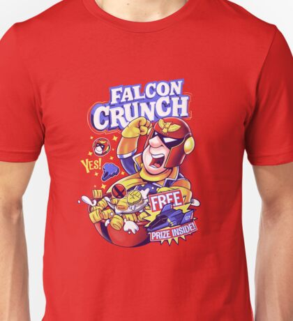 Falcon Crunch Unisex T-Shirt