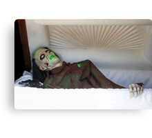Another Night Another Fright!  Canvas Print