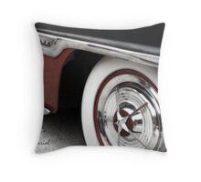 Classic Car 14 Throw Pillow
