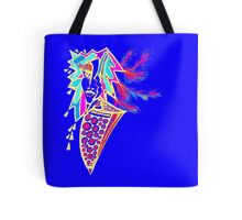 Styx - Blue and multi-coloured Tote Bag