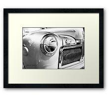 Classic Car 15 Framed Print