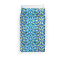 Designer Wave by ii Duvet Cover