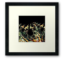 FRACTALS print, gifts and decor Framed Print