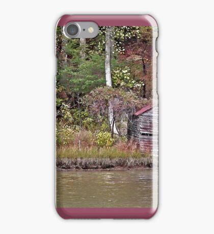 Fishing Shack iPhone Case/Skin