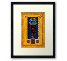 Katsina Framed Print