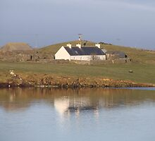 House at Yarrows Loch by MDCM