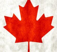 Canadian Firefighter -sticker Sticker