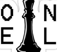 No Game; No Life Sticker