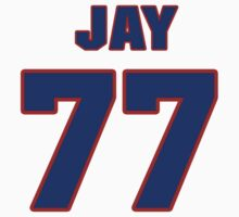 National Hockey player Jay McKee jersey 77 by imsport