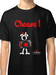 Red - The New Guy - Cheese ! Classic T-Shirt