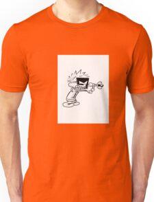 Space Man Spiff Unisex T-Shirt