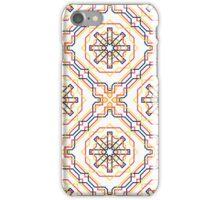 Traditional arabian ornament iPhone Case/Skin