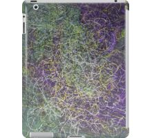 """""""Entanglement"""" original abstract artwork by Laura Tozer iPad Case/Skin"""